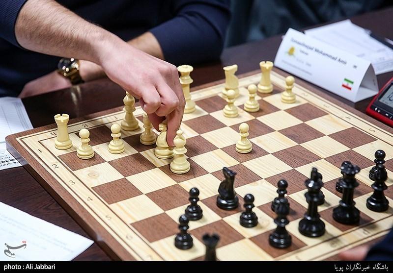 شطرنج جام ستارگان، شکست تیم منتخب ایران مقابل منتخب دنیا در دور دوم