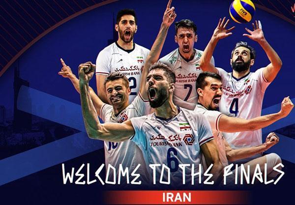 لیگ ملت های والیبال، چهره 6 تیم صعود کننده به فینال مسابقات تعیین شد
