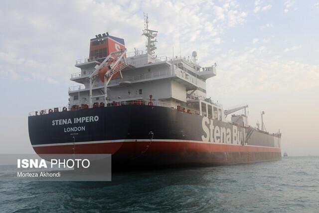 درخواست هند برای آزادی ملوان هایش از کشتی توقیف شده انگلیسی