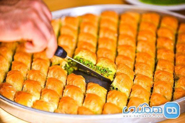محبوب ترین و خوشمزه ترین دسرهای ترکیه