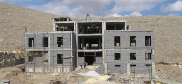 عملیات اجرایی احداث ساختمان موزه بزرگ چهارمحال و بختیاری از سر گرفته شد