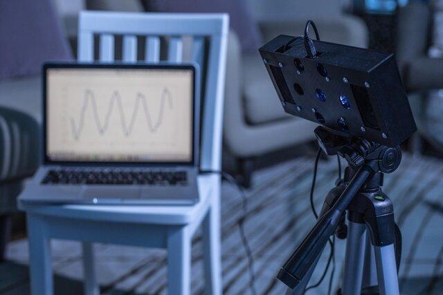 ردیابی تنفس نوزادان با اسپیکر هوشمند